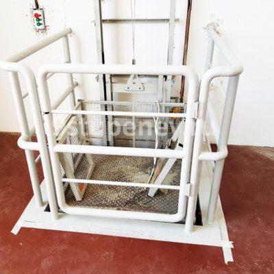 Техническая лестница в подвал (9)
